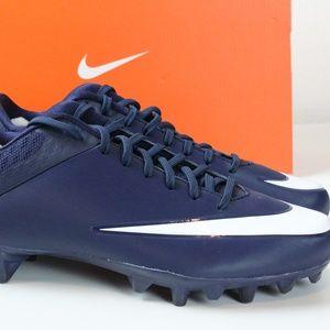 Men's Nike Vapor Speed 2 TD CF Blue Cleats, 9.5